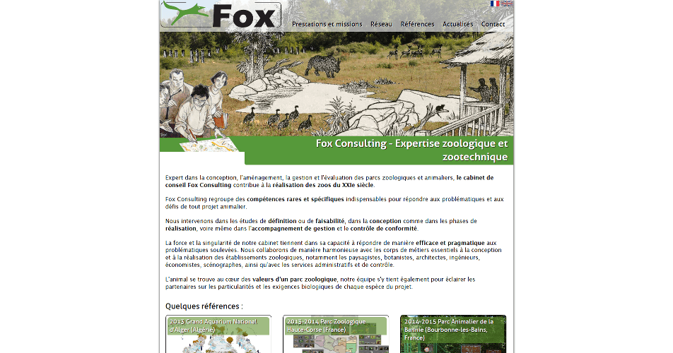 Site fox zooconsulting